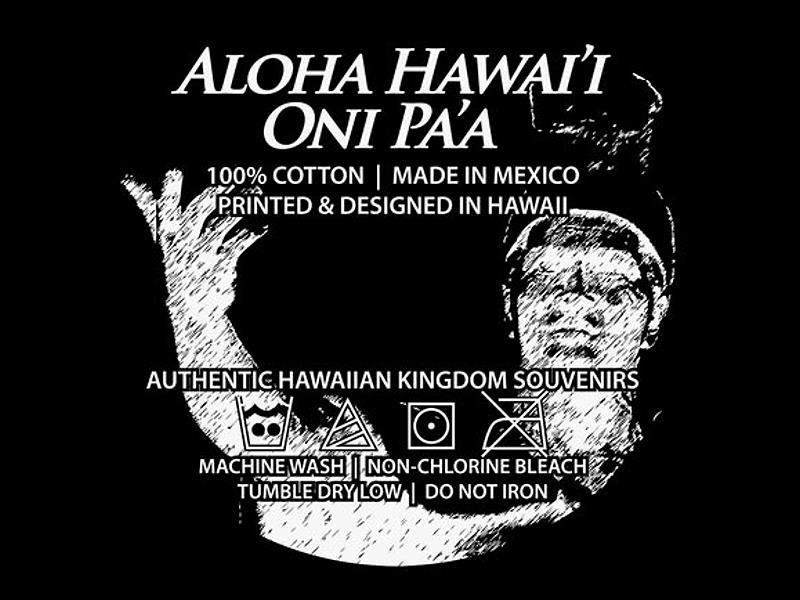 Hawaiian Kingdom Authentic Souvenirs