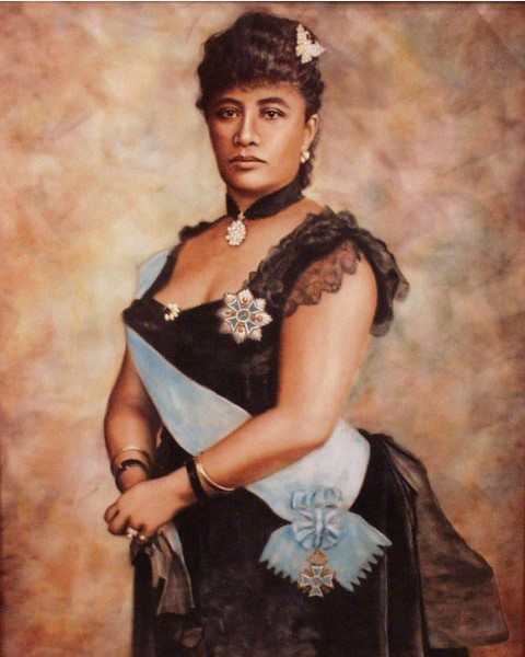 a biography of queen liliuokalani the constitutional queen of the nation of hawaii The statue of queen lili`uokalani, which stands between `iolani palace and the   most of them american by birth or heritage, succeeded in wresting control of  the  king kalakaua was forced to sign the bayonet constitution in 1887, sharply .